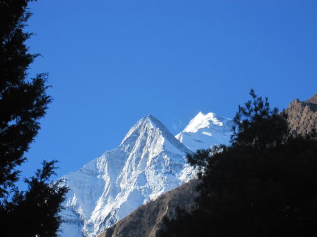 Aux pieds de l'Annapurna 2