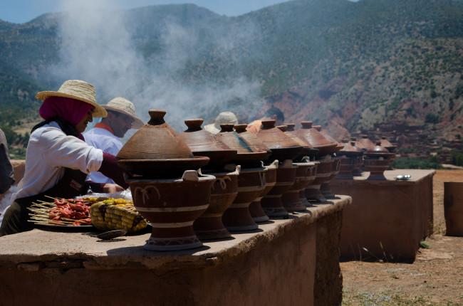 Barbecue traditionnel