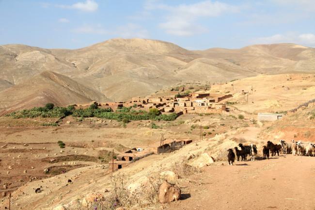 Villages traditionnels et scènes de la vie rurale