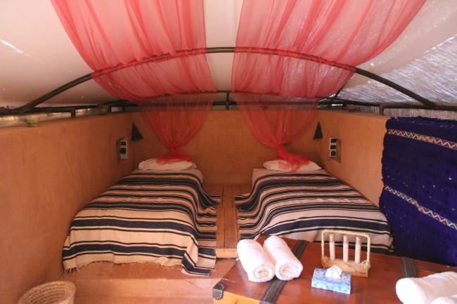 Nos tentes twin