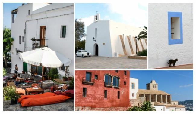 Dalt Vila, la vieille Ville d'Ibiza