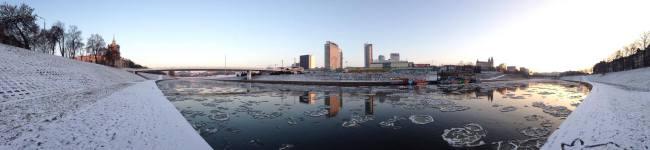 Morning Run Vilnius
