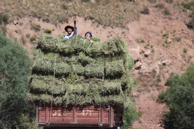 De drôles de voyageurs - Voyage insolite VTT, idées séminaires teambuilding Kirghizie
