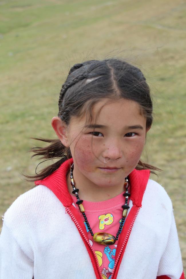 Fillette - Voyage insolite VTT, idées séminaires teambuilding Kirghizie