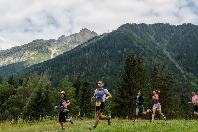 Trail des 10 km du Mont Blanc
