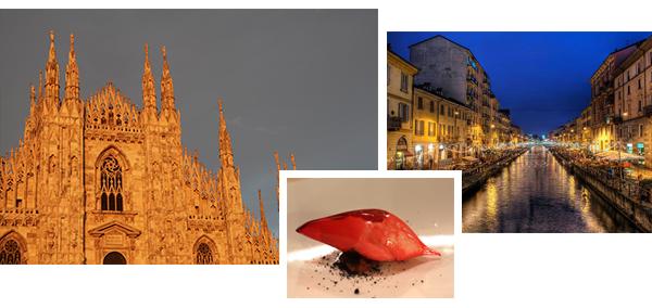 Voyage entreprise luxe, idées séminaires Milan Italie