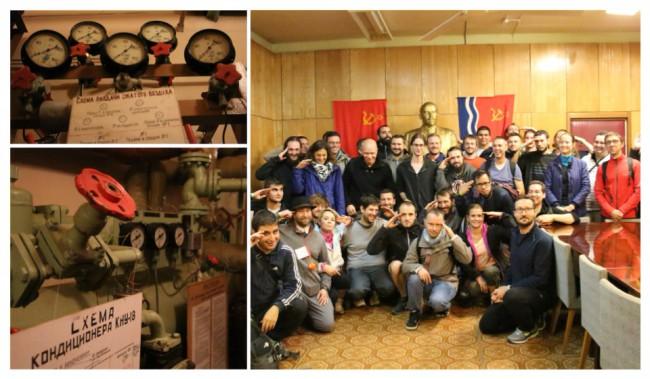 Voyage d'entreprise seminaire teambuilding Riga
