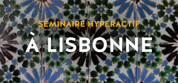 Seminaire teambuilding lisbonne