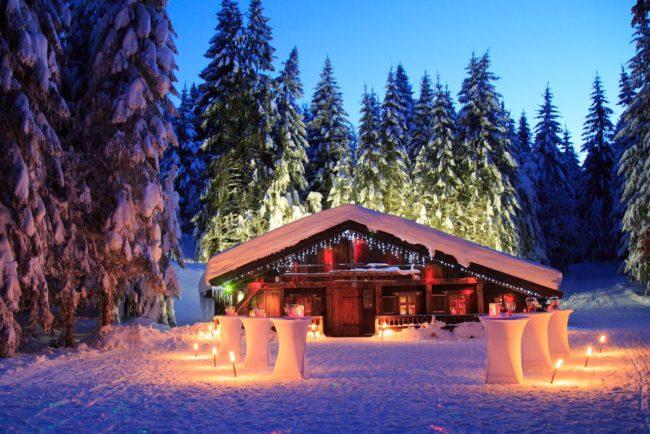 seminaire luxe montagne