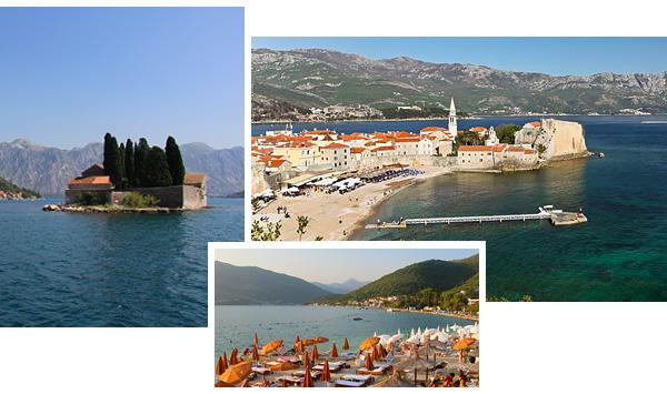 Ambiance mer sur la côte Adriatique