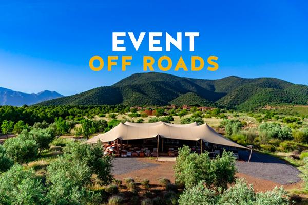 événement d'entreprise : off roads !