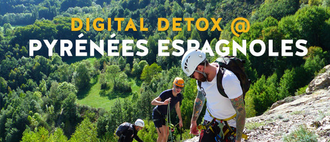 digital detox @benasque